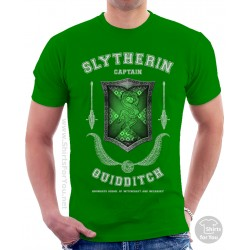 Slytherin Quidditch Team Unisex T-Shirt
