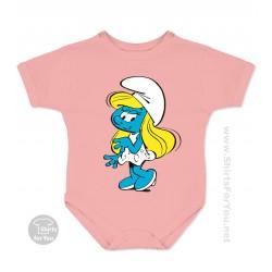Smurfette The Smurfs Baby Onesie