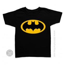 Batman Kids T Shirt
