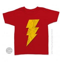 Captain Marvel Kids T Shirt