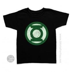 Green Lantern Kids T Shirt
