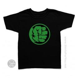 Hulk Kids T Shirt