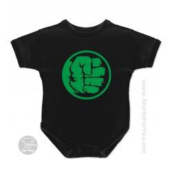 Hulk Baby Onesie
