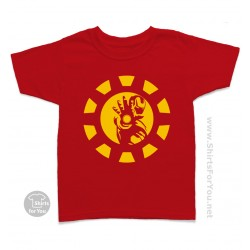Iron Man Kids T Shirt