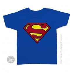 Superman Kids T Shirt