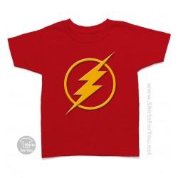 The Flash Kids T Shirt