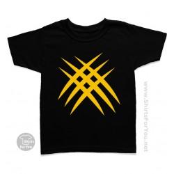 Wolverine Kids T Shirt
