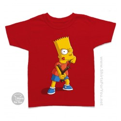 Bart Simpson Kids T-Shirt