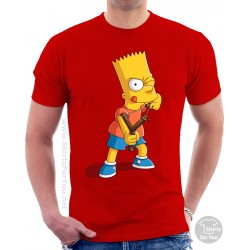 Bart Simpson Unisex T-Shirt