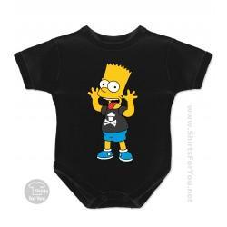 Bart Simpson Onesie