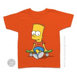 Bart Simpson Kids Tee