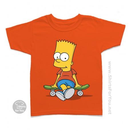 Bart Simpson Kids Tee