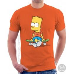 Bart Simpson Unisex Tee