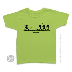 Minecraft Kids T-Shirt
