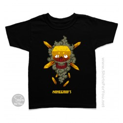 Minecraft Blaze Kids T-Shirt
