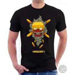 Minecraft Blaze Unisex T-Shirt