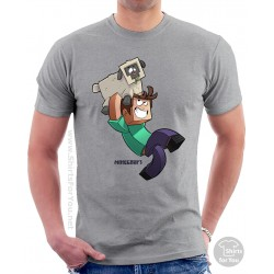 Minecraft Mineplex Sheep Quest Unisex T-Shirt