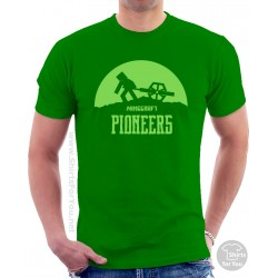 Minecraft Pioneers Unisex T-Shirt