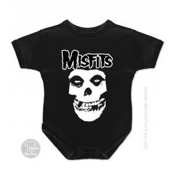 Misfits Baby Onesie