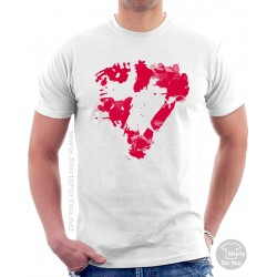Enrique Iglesias Heart T Shirt