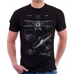 Airplane Patent T Shirt