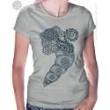 Tropic Mussel Womens T-Shirt