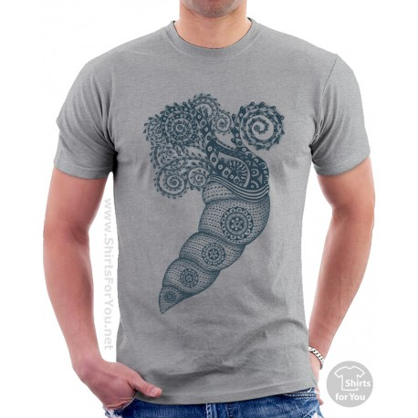 Tropic Mussel T Shirt
