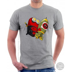 Deadpool Minion Unisex T-Shirt