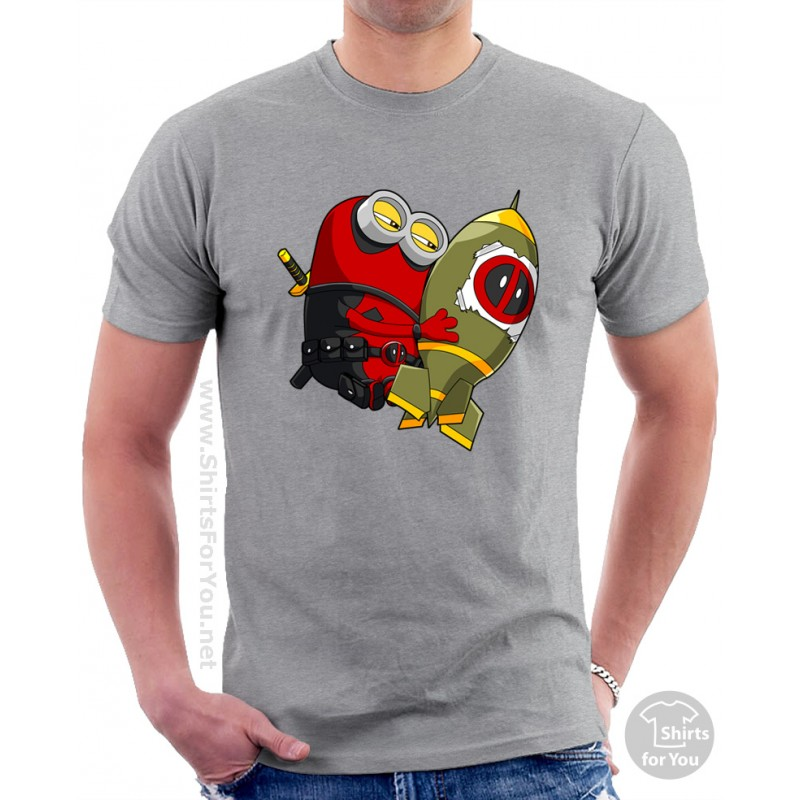 Deadpool Minion T Shirt