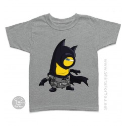 Batman Minion Kids T-Shirt