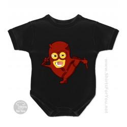 Daredevil Minion Baby Onesie