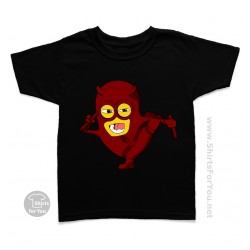 Daredevil Minion Kids T-Shirt