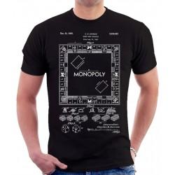 Monopoly Patent T-Shirt