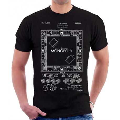 Monopoly Patent T Shirt