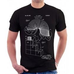 Slinky Patent T-Shirt