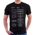 Making Pizza Patent T-Shirt