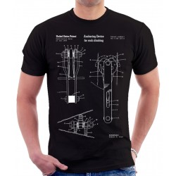 Anchoring Device Patent T-Shirt