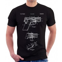Smith and Wesson Patent Tee
