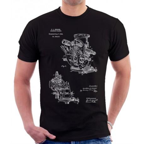Engineers Transit Patent T Shirt