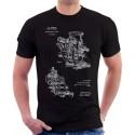 Engineers Transit Patent T-Shirt