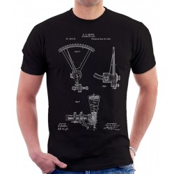 Micrometer Gage Patent T-Shirt