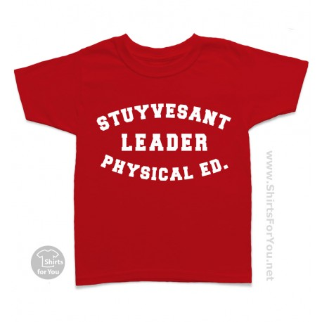 Stuyvesant Leader Physical Ed Kids T-Shirt