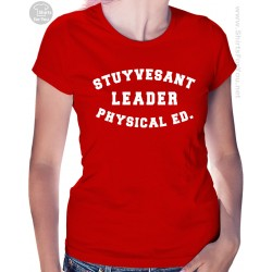 Stuyvesant Leader Physical Ed Womens T-Shirt