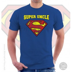 Superman Super Uncle T Shirt