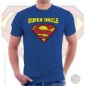 Superman Super Uncle Unisex T-Shirt