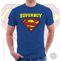 Superman Superboy T Shirt