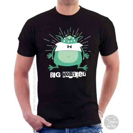 Big Monster T Shirt