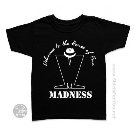 Madness Kids T Shirt