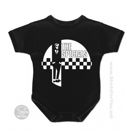 The Specials Baby Bodysuit