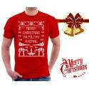 Merry Christmas Ya Filthy Animal Star Wars Unisex T-Shirt